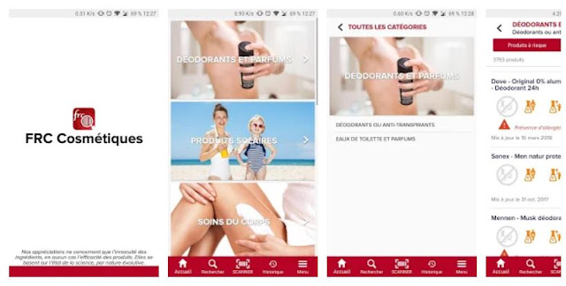 Download & Install FRC Cosmetiques (Cosmetics) Mobile App