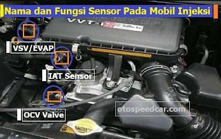 macam macam sensor pada mobil dan fungsinya