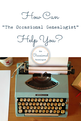 Tips and tricks for the Occasional Genealogist at theoccasionalgenealogist.com