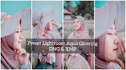 Preset Lightroom Aqua Glowing Terbaru DNG & XMP