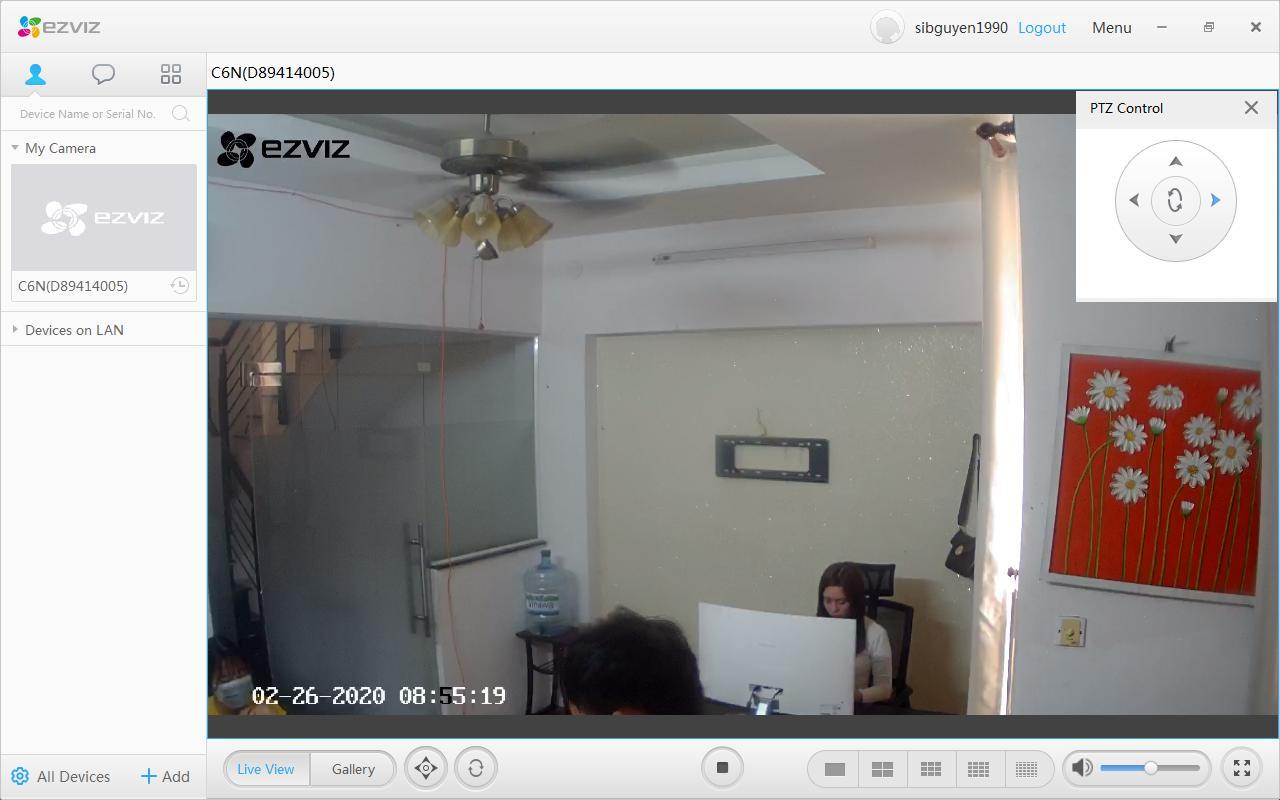 camera giám sát tại bến tre