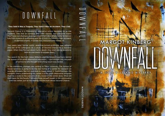 DOWNFALL by Margot Kinberg