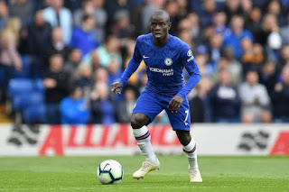 Lampard confirms N'Golo Kante could face up to three weeks on the sideline