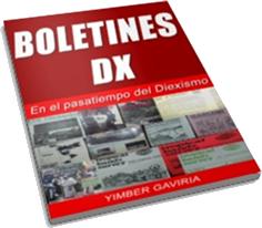 Boletines DX en el pasatiempo del Diexismo