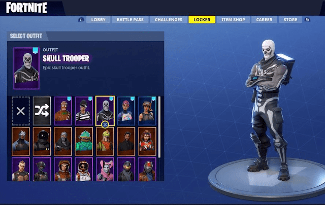 free fortnite accounts with skins February