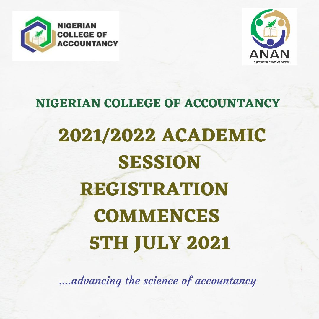 NCA Kwall (ANAN) Registration Guidelines & Requirements 2021/2022