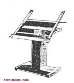 perlengkapan gambar teknik