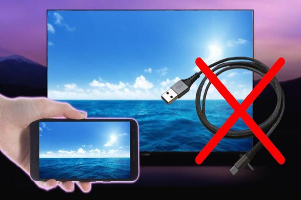 تطبيق غير معروف لعرض شاشة هاتفك في جهاز التلفاز بجودة عالية و بث مقاطعك المفضلة