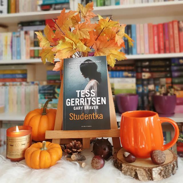 Tess Gerritsen, Gary Braver – Studentka