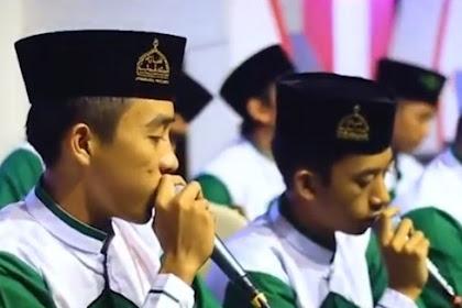 Video Dan Lirik Kunta Rohiman Gus Azmi Syubbanul Muslimin