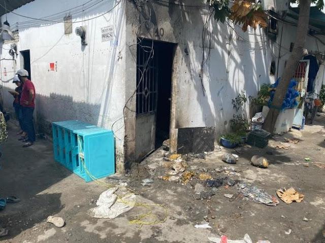 Truy bắt nghi can phóng hỏa đốt nhà khiến 3 người tử vong ở TPHCM