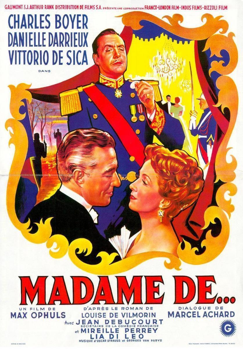 MADAME DE ...