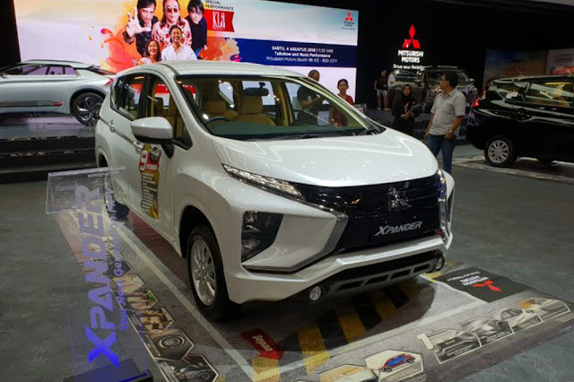 Mitsubishi Xpander Juga Hantam Penjualan Segmen Selain Avanza