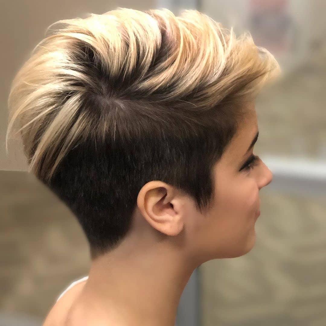 +10 coupes de cheveux courtes femmes tendance 2020 - Beauté Femme