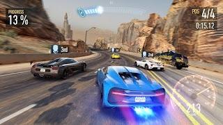 Need for Speed No Limits v 4.5.5 MOD APK (MEGA MOD VIP)