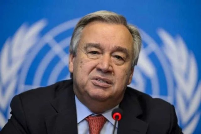 UN condemns abduction of Katsina schoolboys, calls for their immediate release
