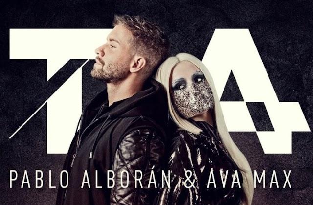 """Pablo Alborán lanza junto a Ava Max """"Tabú"""", su nuevo single acompañado de un espectacular videoclip"""