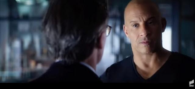 Sinopsis Film Bloodshot (2020) - Vin Diesel, Eiza González