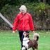 Vierkampf mit Hund