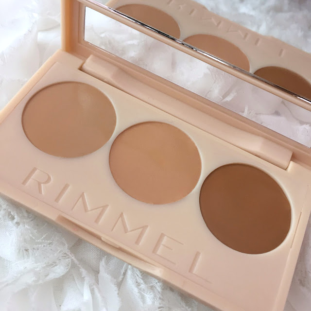 New Rimmel #Insta Makeup Collection Conceal & Contour Palette Medium
