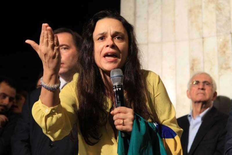 Janaína e Bolsonaro