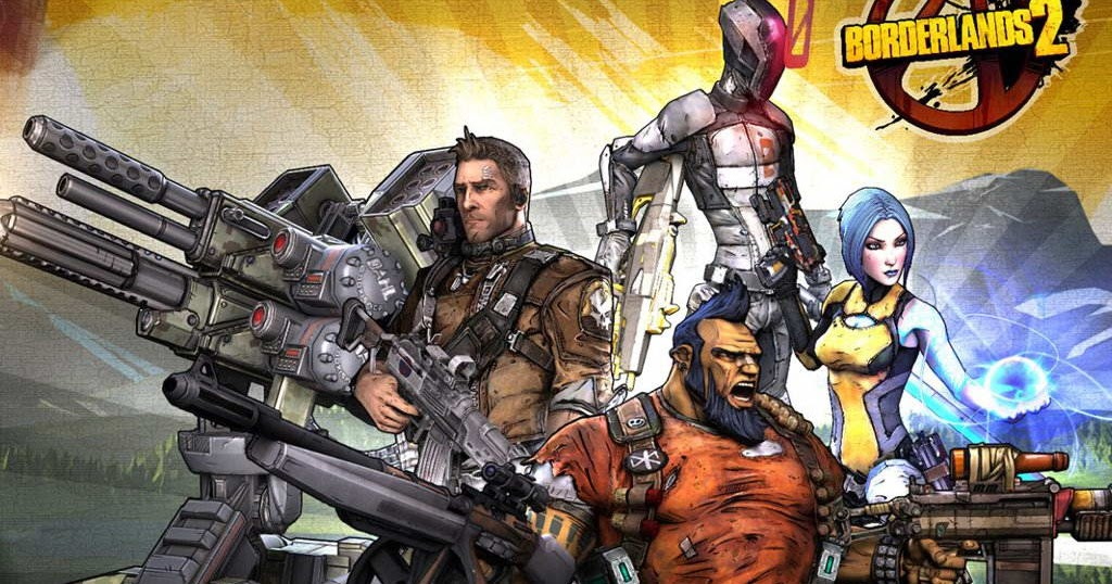 Borderlands 2 - Games - Quarter To Three Forums