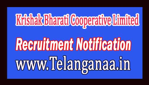 Krishak Bharati Cooperative Limited KRIBHCO Recruitment Notification 2017