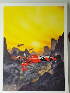 RIchard Wright's Eldar Jetbike