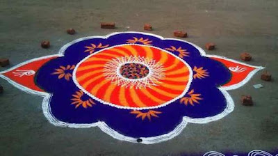 Rangoli with latest design images