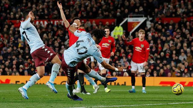 Video MU 2-2 Aston Villa: Rượt đuổi hấp dẫn, trả giá sai lầm