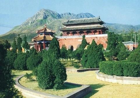 Resultado de imagem para Templo de Zhongyue