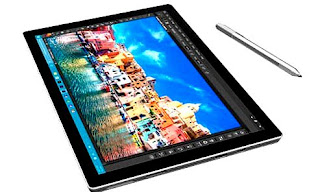 Microsoft Surface Pro 4 Review Specs