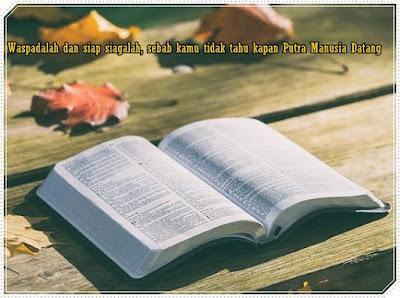 renungah harian selasa 20 oktober 2020