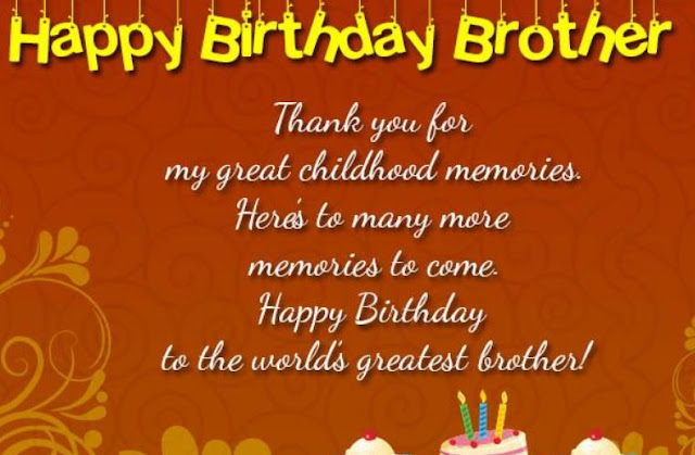 100 Happy 50th Birthday Wishes For Brother Of 2020