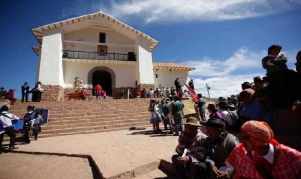 Cusco: reinauguran iglesia Santiago Apóstol de Kuñotambo