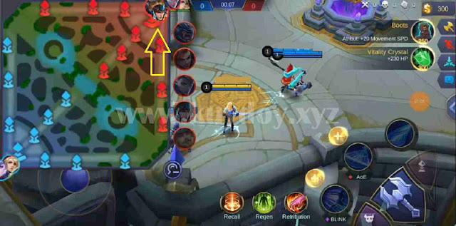 Script Radar Map Versi Game Guardian Mobile Legends Terbaru