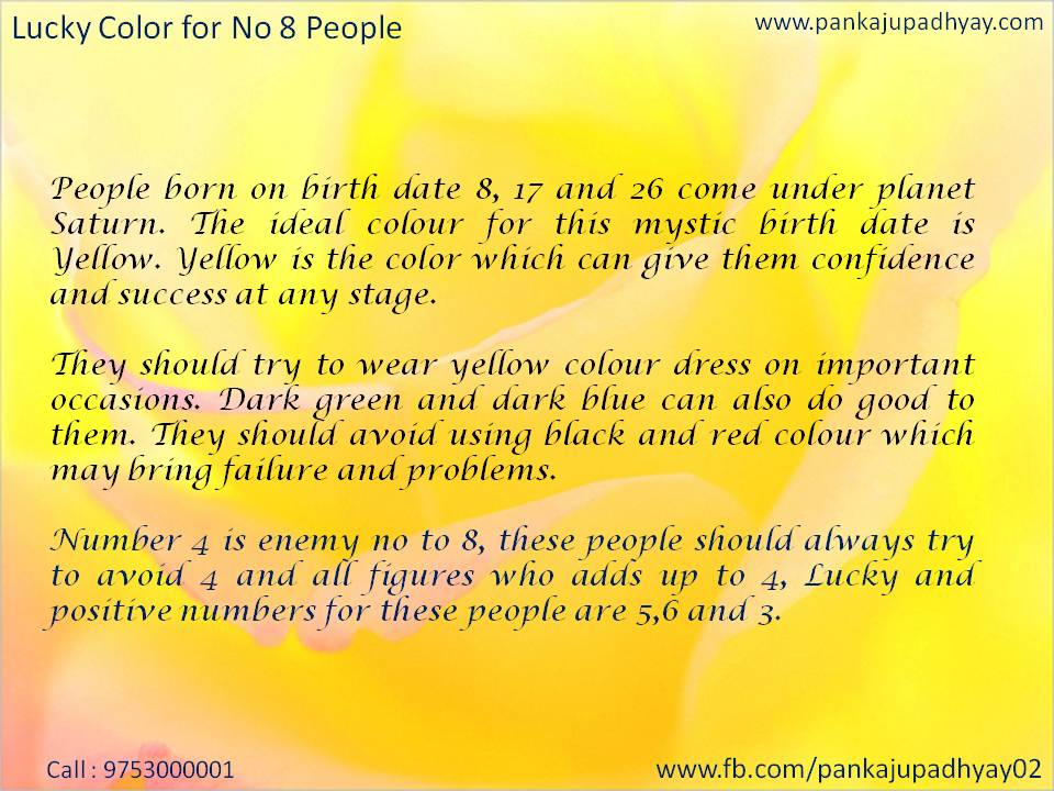 Numerology chart name number photo 3