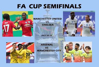 """MU, Chelsea, Arsenal vào bán kết FA Cup: Ăn cúp hay đua top 4 """"ngon"""" hơn?"""