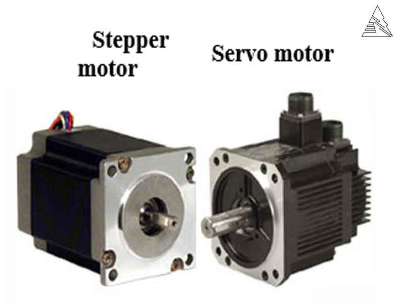 Phân biệt động cơ Servo và động cơ bước (Stepper)