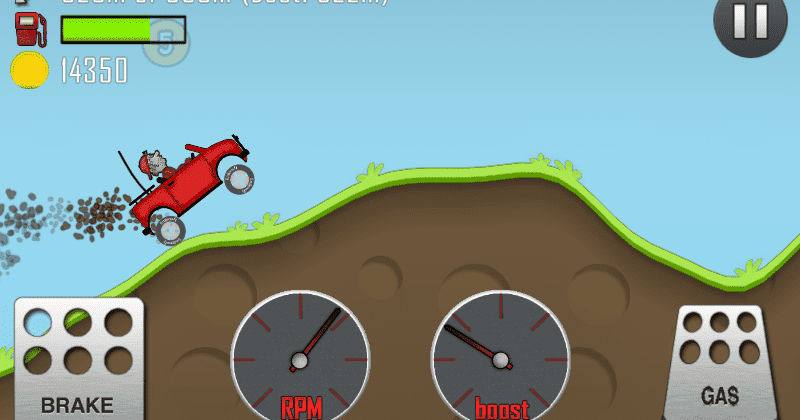 تحميل لعبة hill climb racing pc