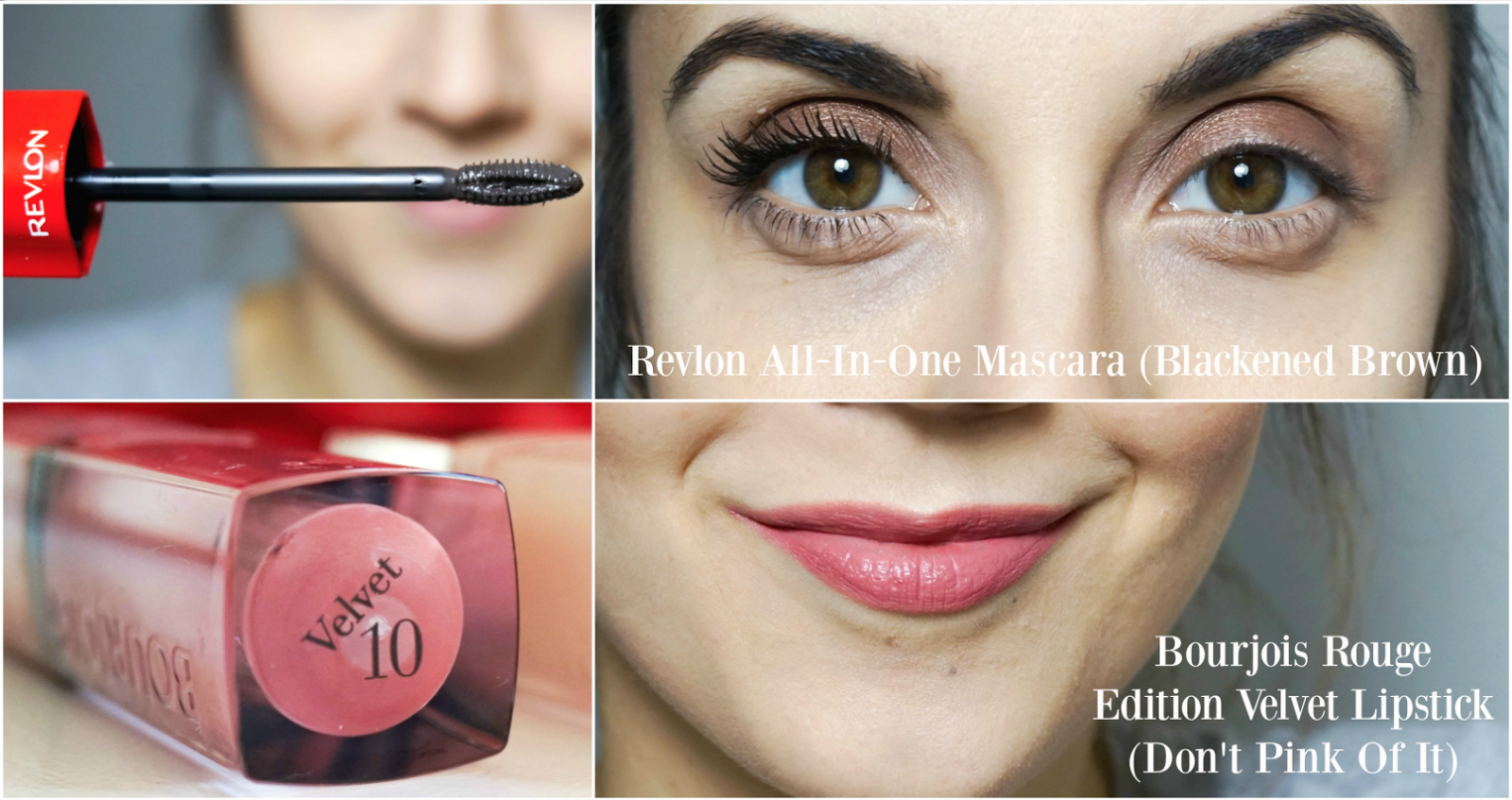 NEW at the Drugstore featuring Bourjois, L'Oreal, Revlon & Barry M
