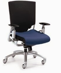 Global Ride Series Ergonomic Chair