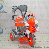 suspensi lebah family tricycle
