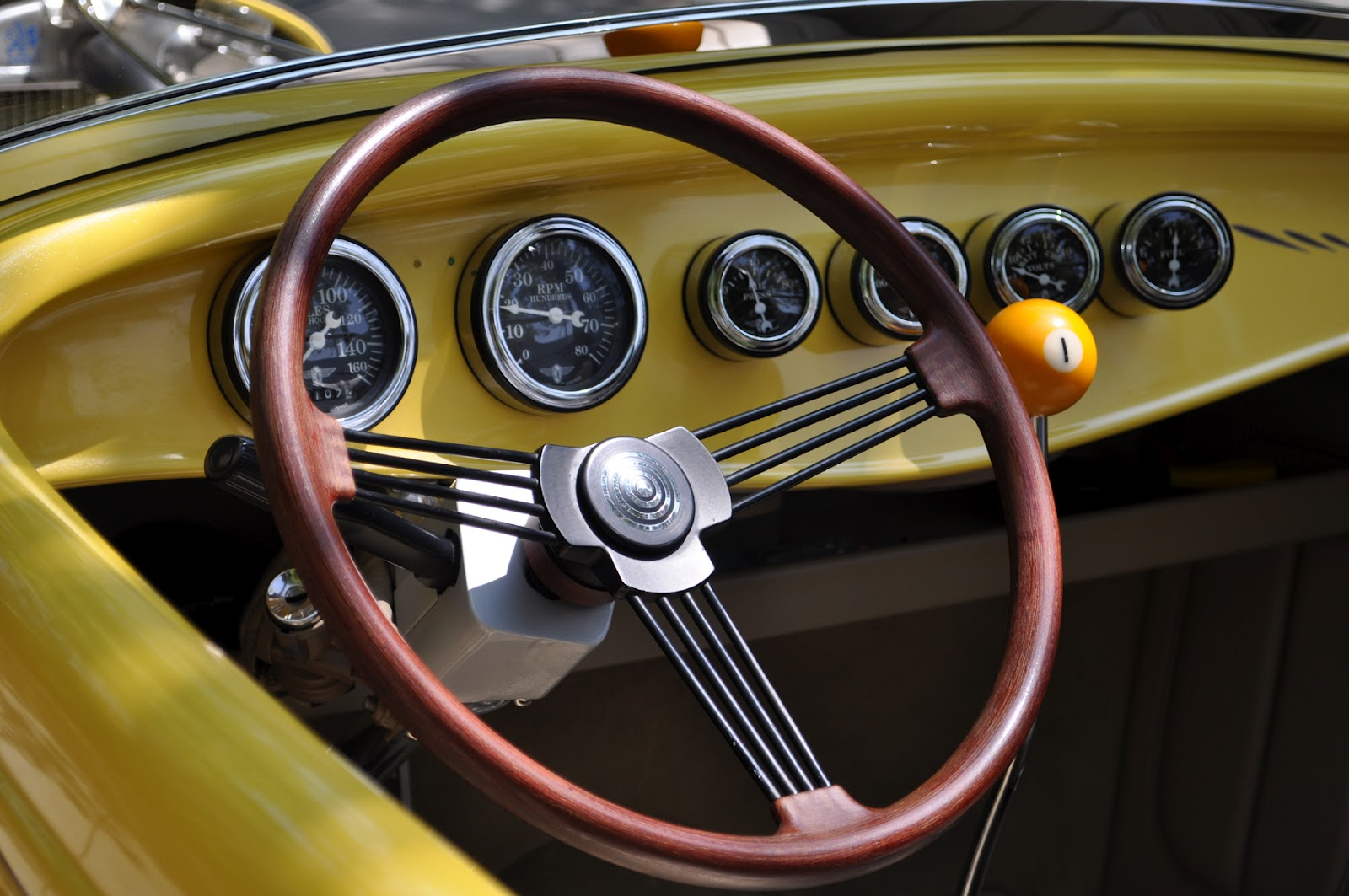 Just A Car Guy Unusual Instrument Panels