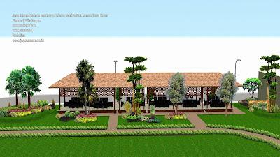 Desain taman surabaya jasataman.co.id 4