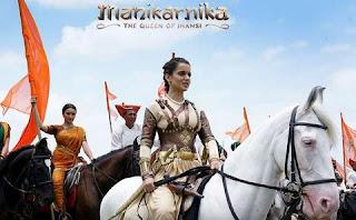 Manikarnika : Movie Review