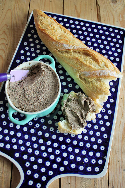 Faux Gras - vegetarische Foie Gras