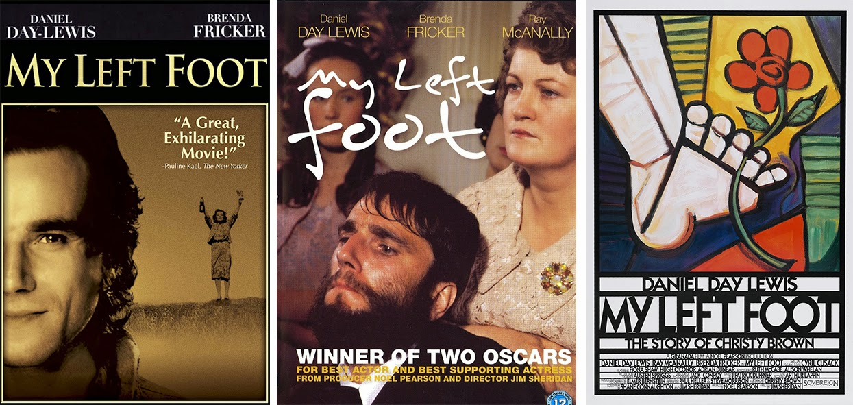 My Left Foot: The Story of Christy Brown - Moja Lewa Stopa (1989)