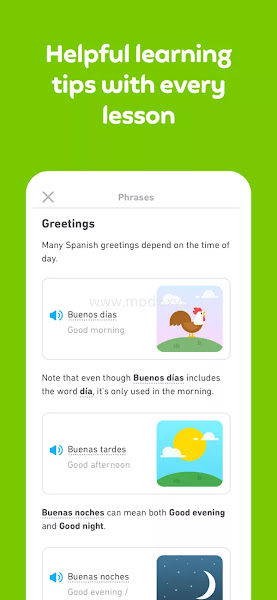 Duolingo (Premium/All Unlocked)