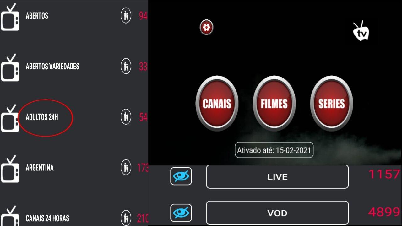 تطبيق+سرفر لمشاهدة جميع القنوات اللاتينية الحصرية المحظوره مجانا